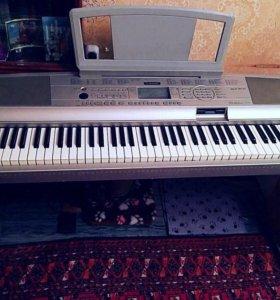 Синтезатор YAMAHA DGX-500