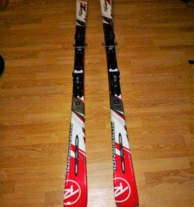 Крепления для лыж rossignol axium 100/лыжа rossign
