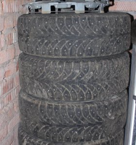 Колеса для Ларгус NOKIAN HAKKAPELITTA 4 205/55R16