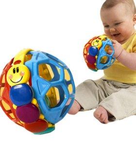 Игрушка Baby Einstein Bendy Ball для малыша