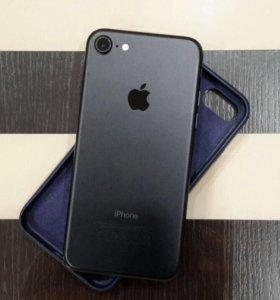 iPhone 7 128Gb продажа + обмен + подарки