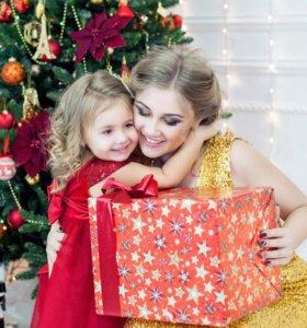 Рождественская история -Новогодняя фотосъёмка