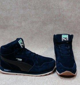 Мужские кроссовки зимние❄️☑️
