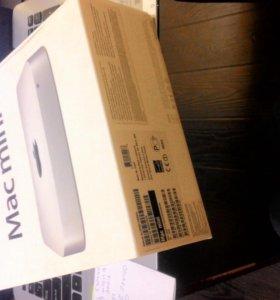 коробка mac mini