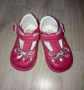 Обувь Toddler anatomic shoes, 19