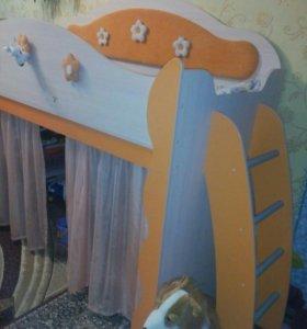 Детская кровать модуль