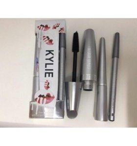 Набор KYLIE 3 в 1 (тушь+подводка+карандаш)