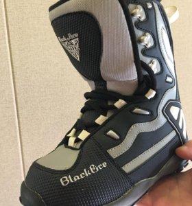 Ботинки для сноуборда.38 размер