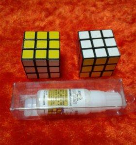 Специальная смазка для кубика Рубика