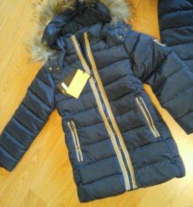 Куртка тёплая зима FENDI