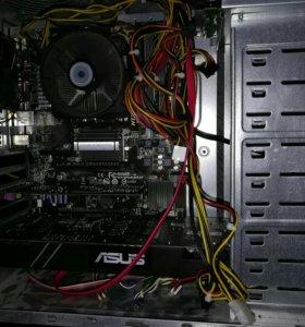 Мощный 6ядер/gtx10606gb/8gb/500gb/Торг.
