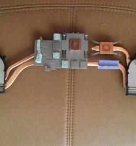 Система охлаждения ноутбука MSI GE72 6QE (Apache)