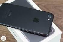 IPhone 7 32gb black.