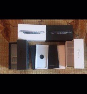 Коробки iPhone 5, 4s