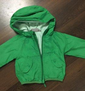 Курточка детская (ветровка)
