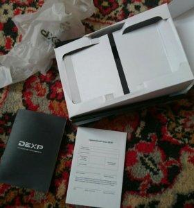 Документы c телефоном dexp E140