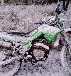 Мотоцикл Lifan-ЗиЛ 200