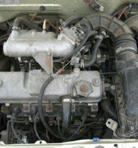 Двигатель Ваз 2110-2112