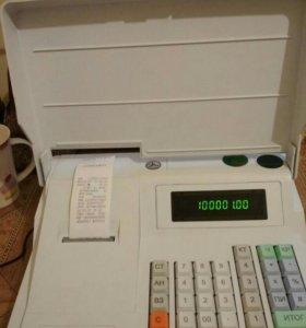 чекопечатающая машина, касса для ЕНВД