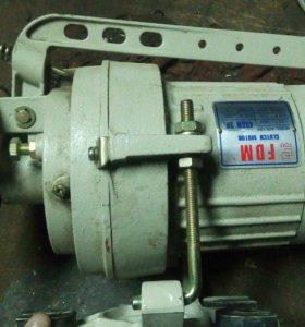 Фрикционный электродвигатель на 380вольт