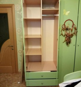 Шкаф от детской