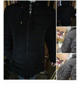 Куртка зима подойдёт и для беременных. Носила один