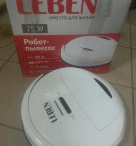 Leben робот-пылесос