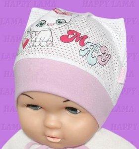 детский головной убор, летняя шапочка