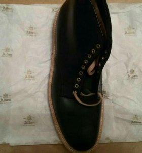 Ботинки Alden.