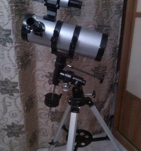 Телескоп 114 \ 1000 ДеАгостини.