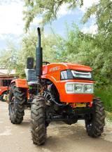Мини трактор Уралец-220 новый с фрезой в наличии