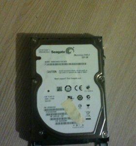 Жёсткий диск на ноутбук