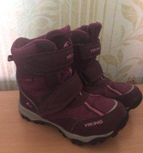 Зимние ботинки Viking ( Норвегия)