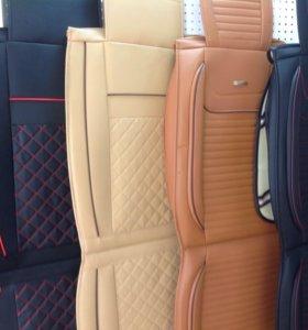 Накидки и чехлы на сиденье авто