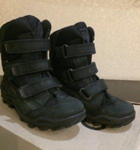 Зимние ботинки Ecco 29