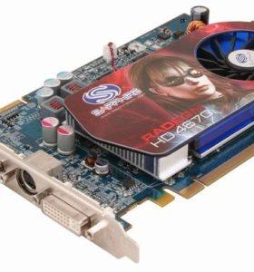 Radeon 4670 512mb gddr3 128 bit
