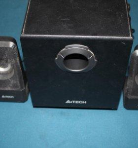 Акустическая система 2.1 A4Tech AS-301