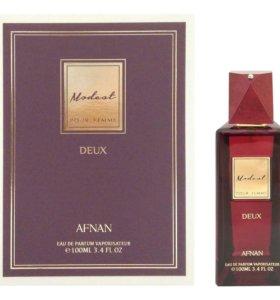 Afnan Perfumes Modest Deux