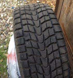 """Продаю шины """" Dunlop """" 255/55 R 18"""