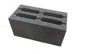 Блок керамзитобетонный.