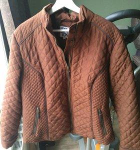 Куртка женская демисезонная 52р