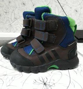 Ботиночки зимние adidas