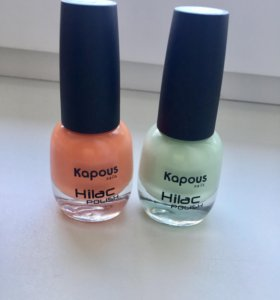 Лак для ногтей Kapous
