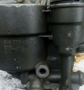 Корпус топливного фильтра.Мерседес Атего.Мерс 814.