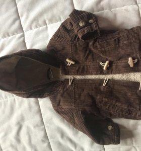 Куртка-пальто демисезонное hanna andersen