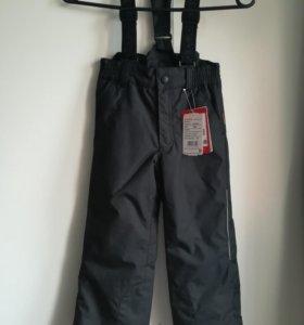 Новые зимние штаны reima 98