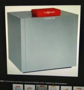 Газовый котел Viessmann Virogas 100 F 60 Kw