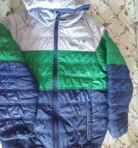 Куртка 9-12лет