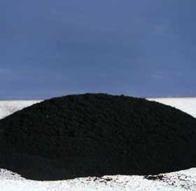 Сажа строительная в мешка по 20 кг. тех. углерод