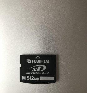 Fujifilm xD-Picture Card 512MB